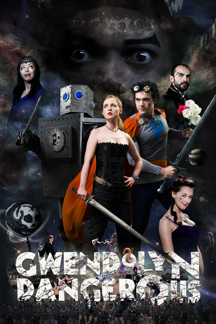 Gwendolyn Dangerous movie poster